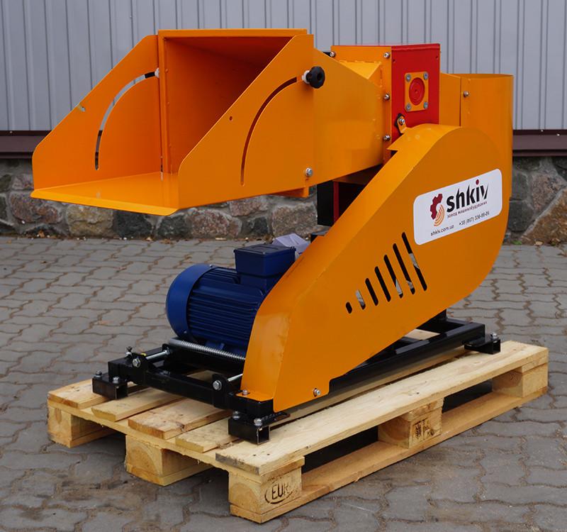 Измельчитель веток 2В-100Е (Электромотор 7,5 кВт)