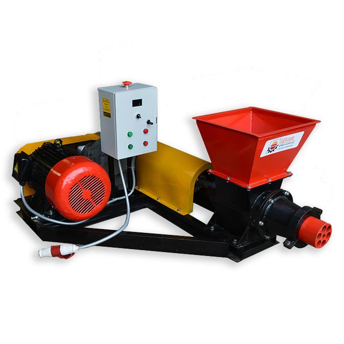 Пресс угольной пыли шнековый ПШ-1000Б