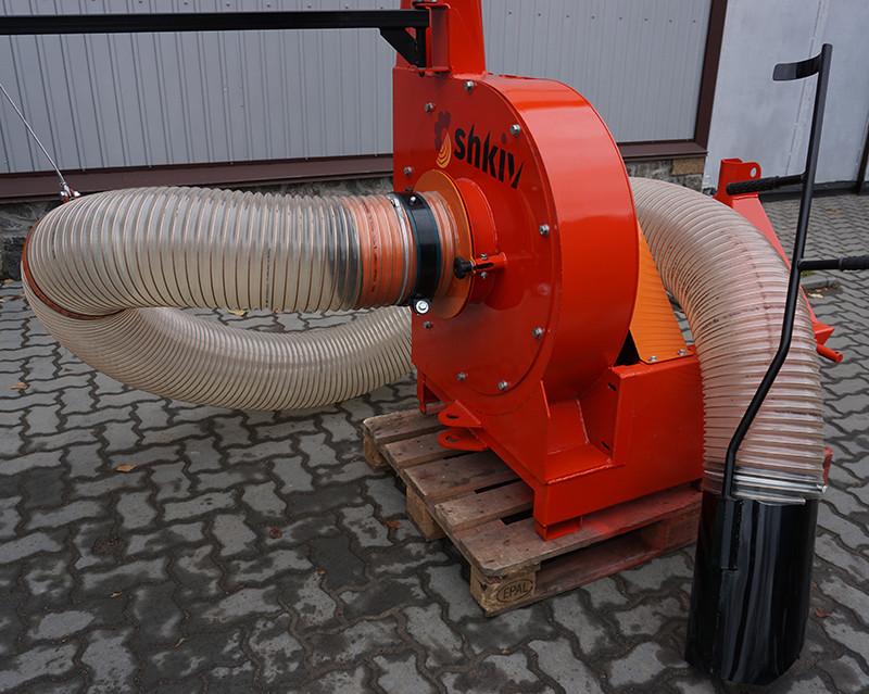 Коммунальный вакууммный пылесос для листьев VC-800T