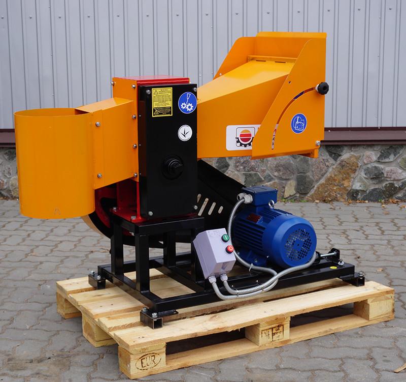 Измельчитель веток 2В-120Е (Электромотор 11кВт)