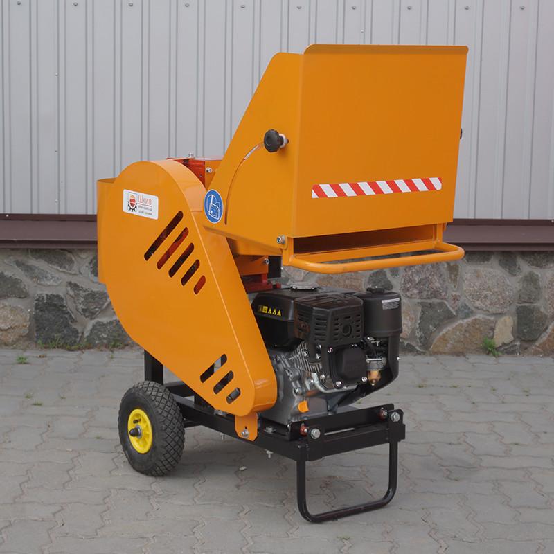 Измельчитель веток: 2В-60Б (бензин 7 л.с.)