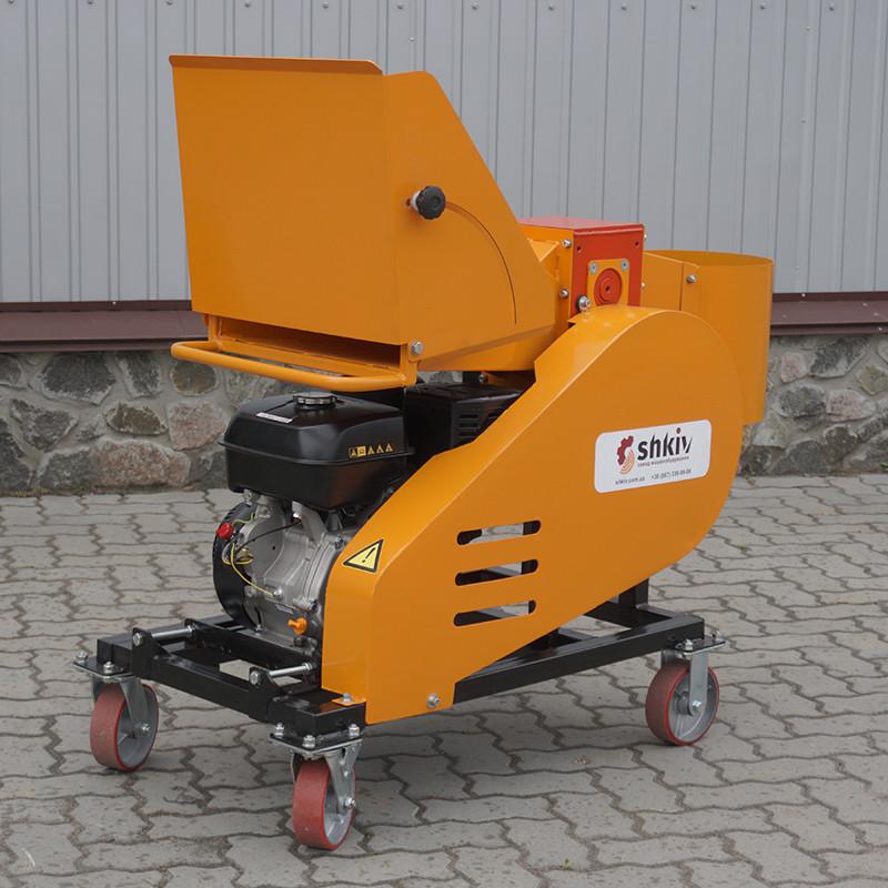Измельчитель веток 2В-80Б (Бензин 16л.с)