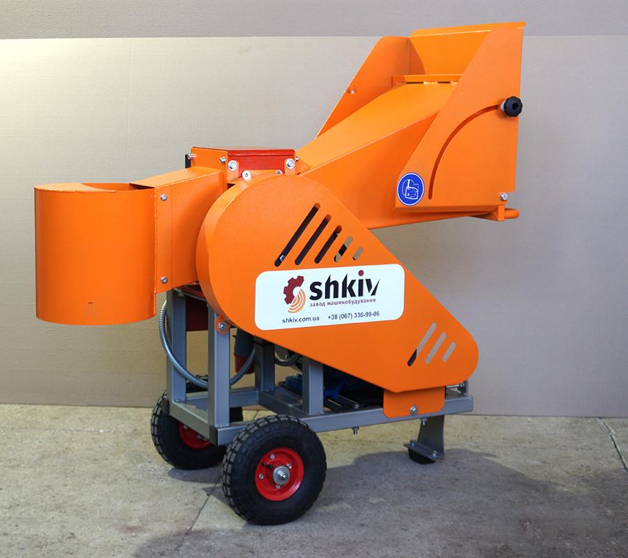 Измельчитель веток 2В-60Е (электромотор 4 кВт)
